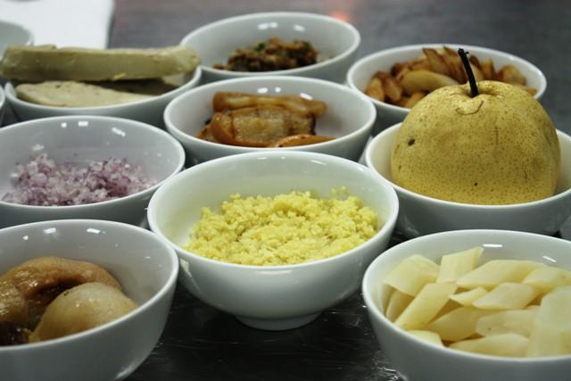 Sofitel Saigon Plaza - Ingredients