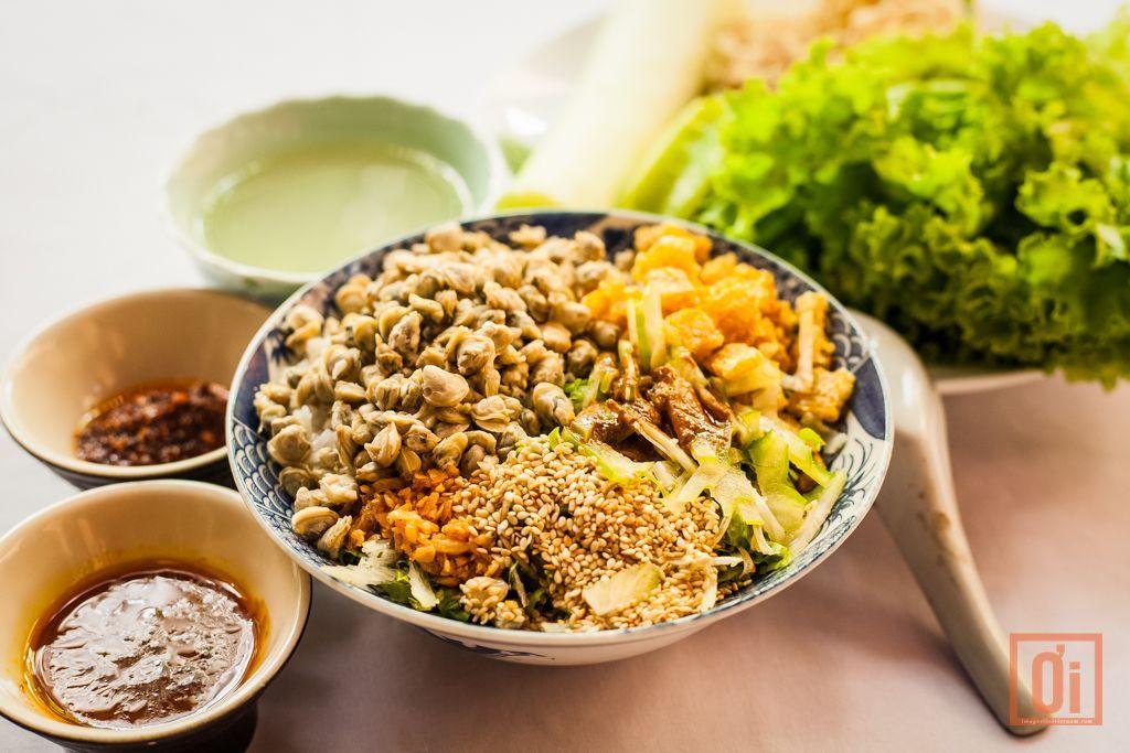 Com Hen from Hue
