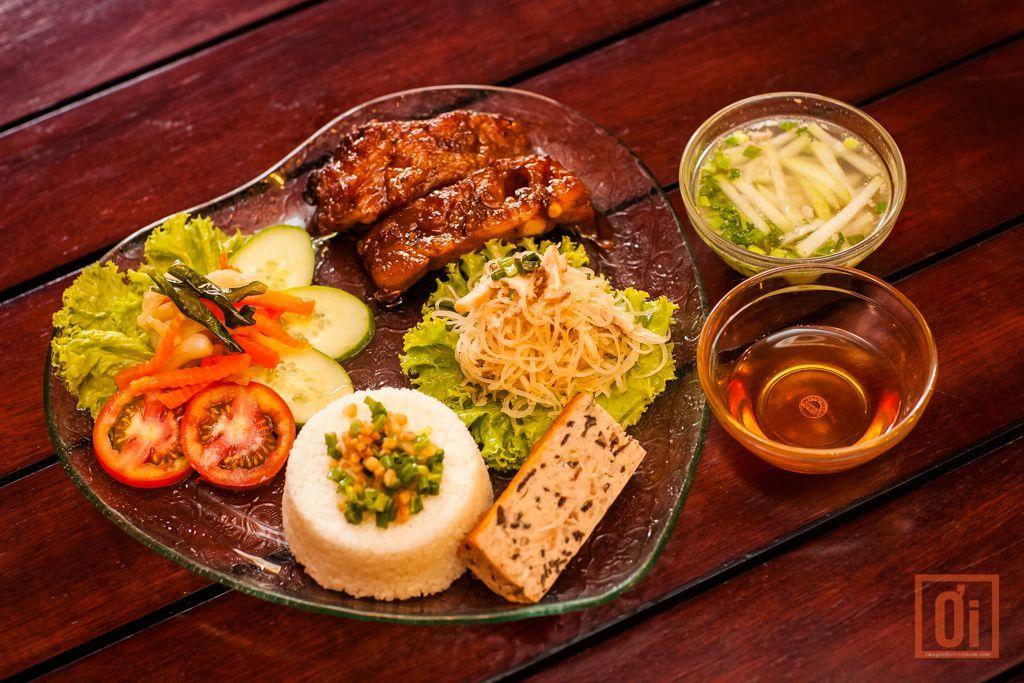 Com Tam fgrom Ho Chi Minh City