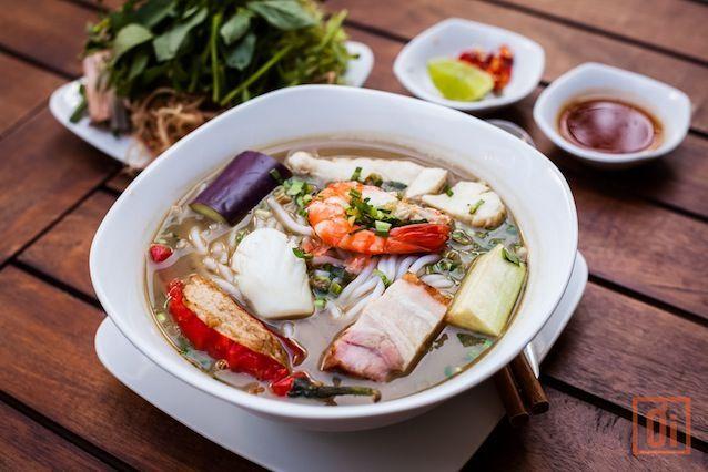 Lau Mam from Chau Doc