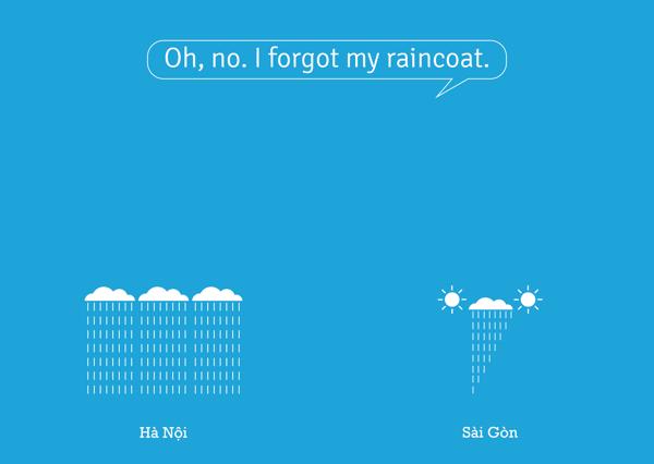Le Duy Nhat - Saigon or Hanoi - Weather