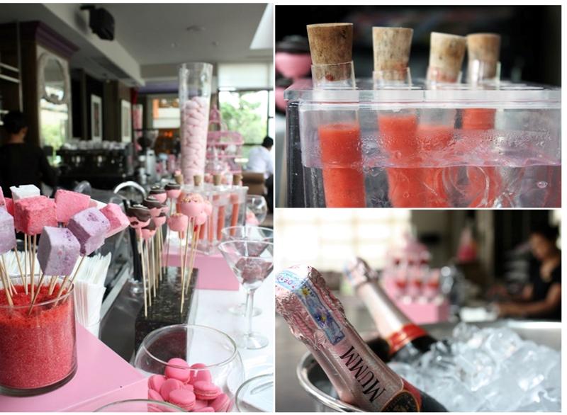 Pink Tea - Drinks