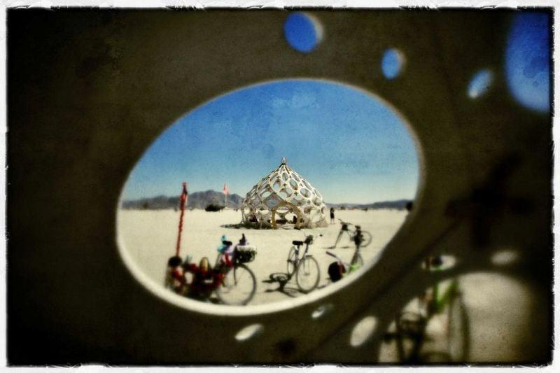Burning Man - Ryan Jesena - Oi August 2013