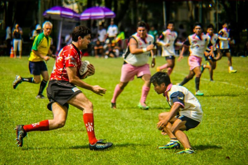 Rugby 4 - Photo by Saigon Geckos