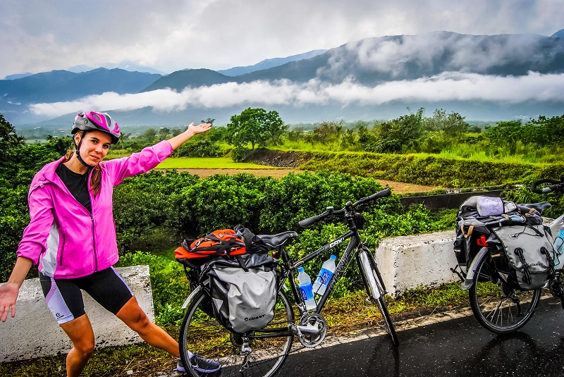 Taiwan Out-Cycling East Rift Valley-