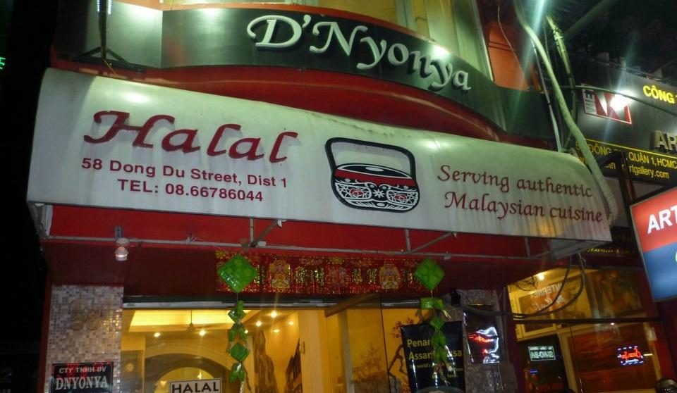 Free Vietnam Trip Nyonya Restaurant
