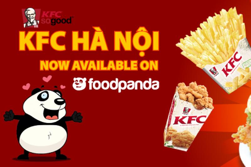 Foodpanda, KFC continue Vietnam expansion - Oi