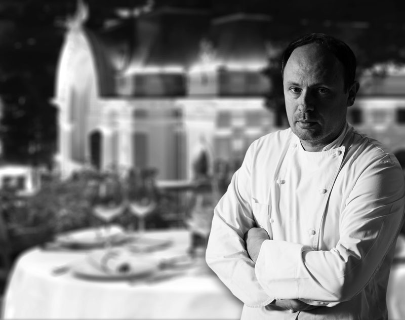 Caravelle Saigon-Chef Thierry Drapeau