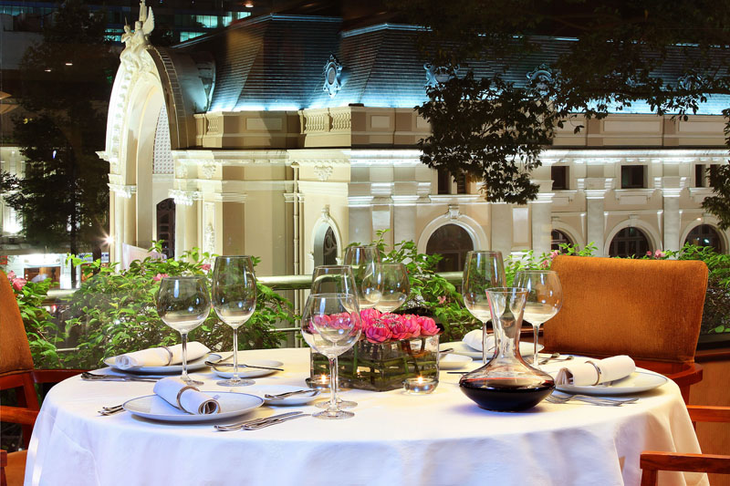 Caravelle Saigon-Reflections Fine Dining