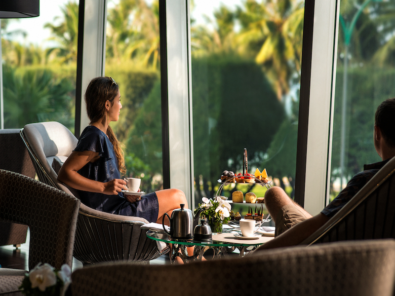 AfternoonTea - Provided by InterContinental Nha Trang