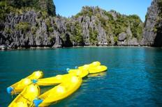 Kayaking to the Small Lagoon - James Pham-31