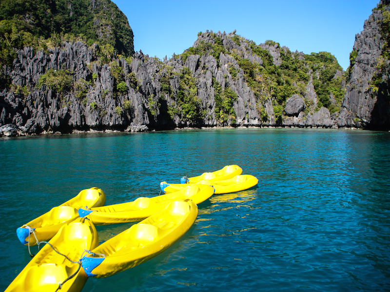 Kayaking to the Small Lagoon - James Pham-31