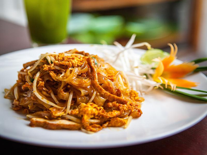 Hum restaurant pad Thai