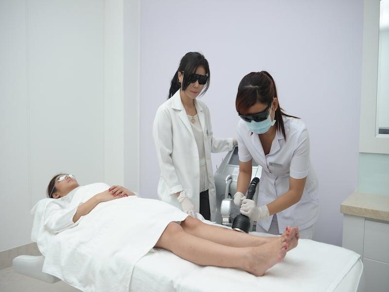 Phuong Linh Hair Removal