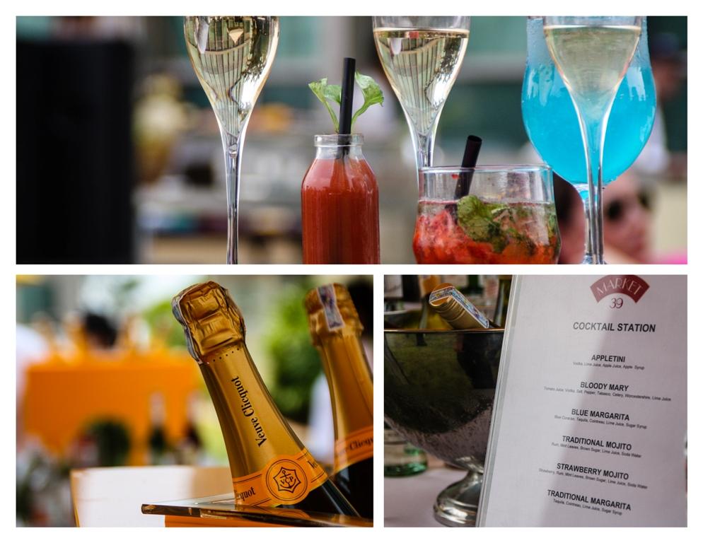 07 - InterContinental - Champagne Brunch - James Pham - Drinks