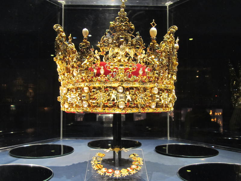 Rosenborg Castle Treasury