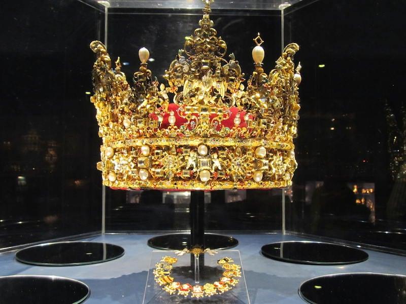 Rosenborg Castle Treasury
