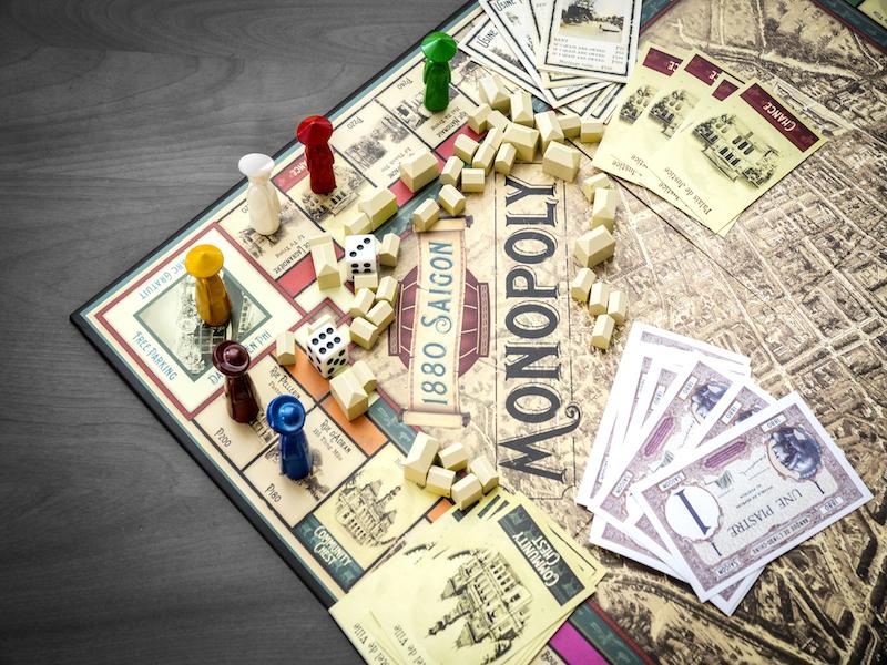 SG-Monopoly