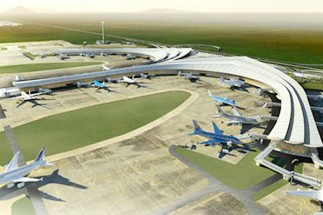 lonng-thanh-Airport schematic
