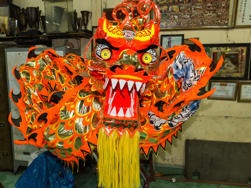 Dragon dance 6-315