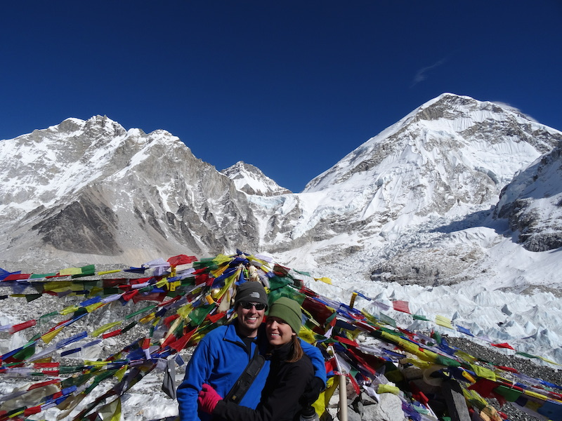Everest Base Camp, Nepal 14208604908