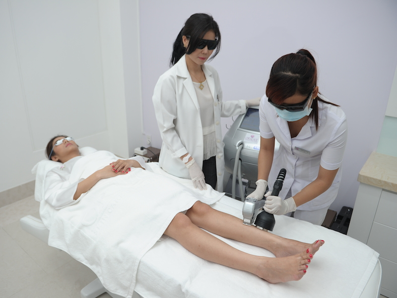 Orient Skincare hair waxing 1-315