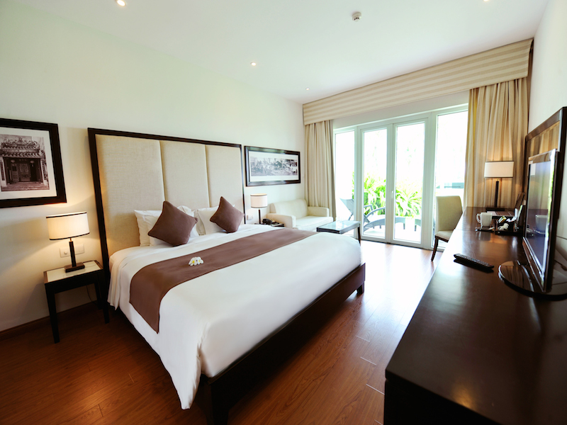 10. Beach Villa-bedroom