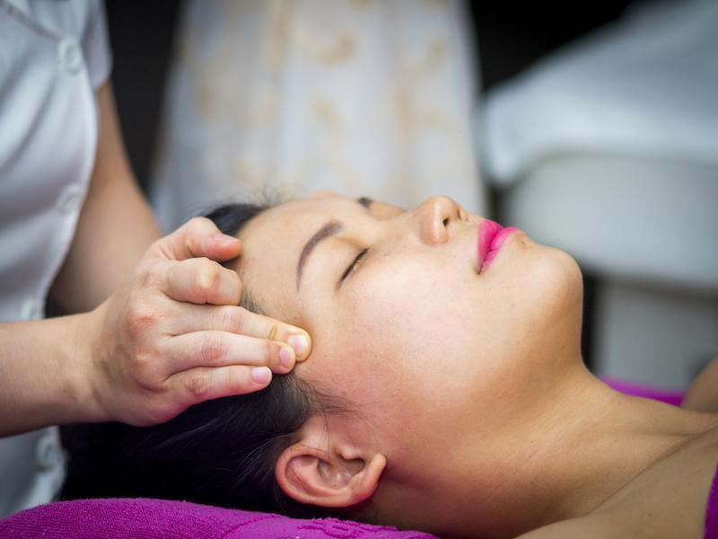 Orient Spa facial massage 415