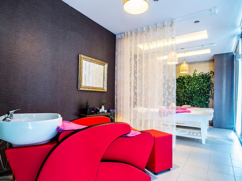 Orient Spa room 415