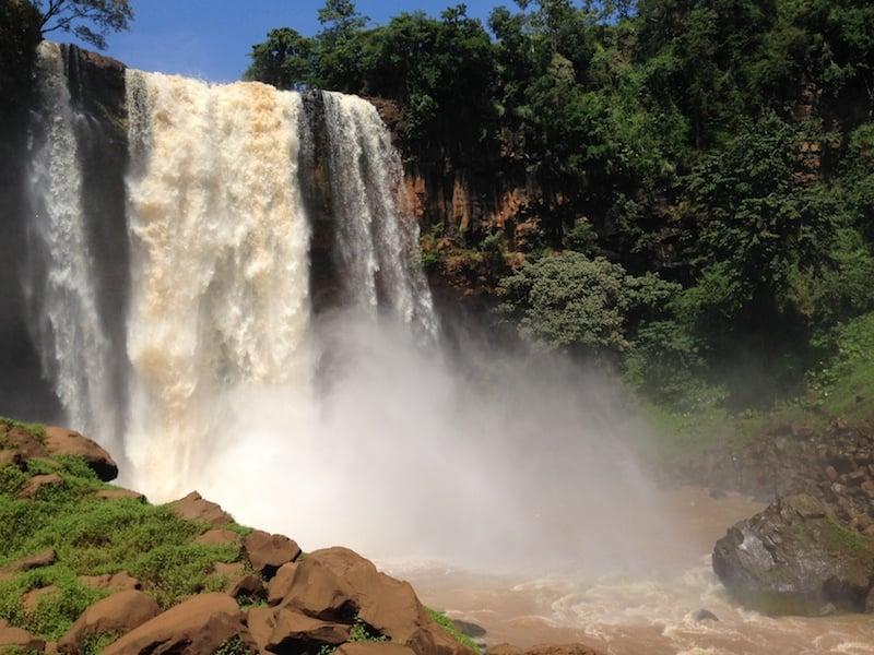 Phu Cuong waterfalls