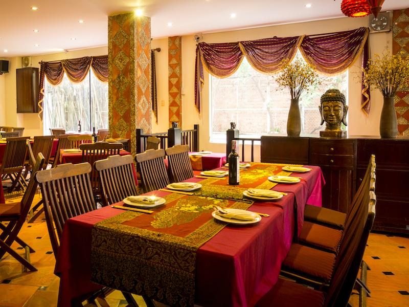 Spice restaurant 415
