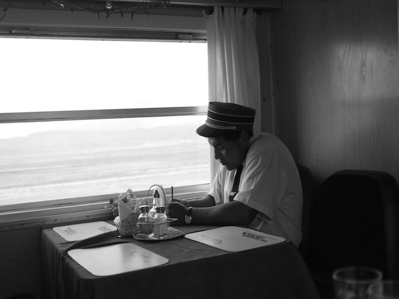 Train to Uyuni