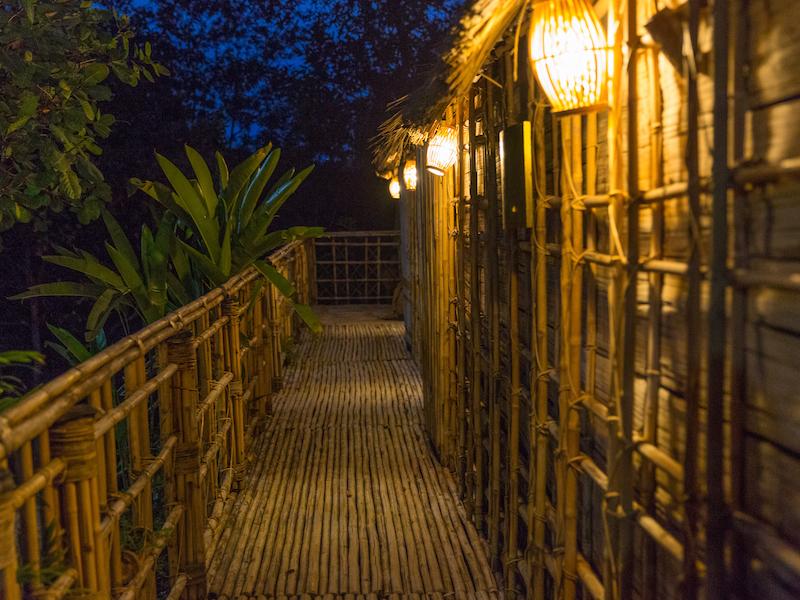 Cat Tien national park-Ta Lai long house 6