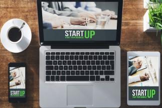 Start Up Corporate Identity