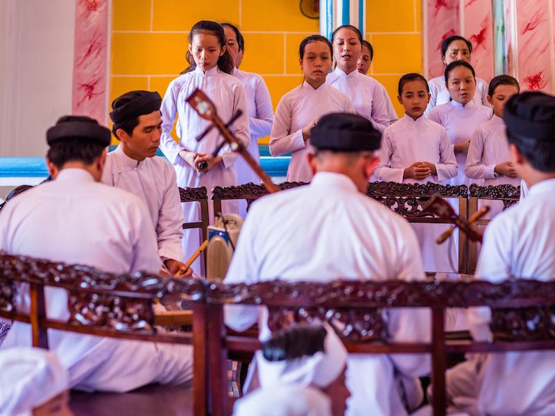 Cao Dai - Tay Ninh 2