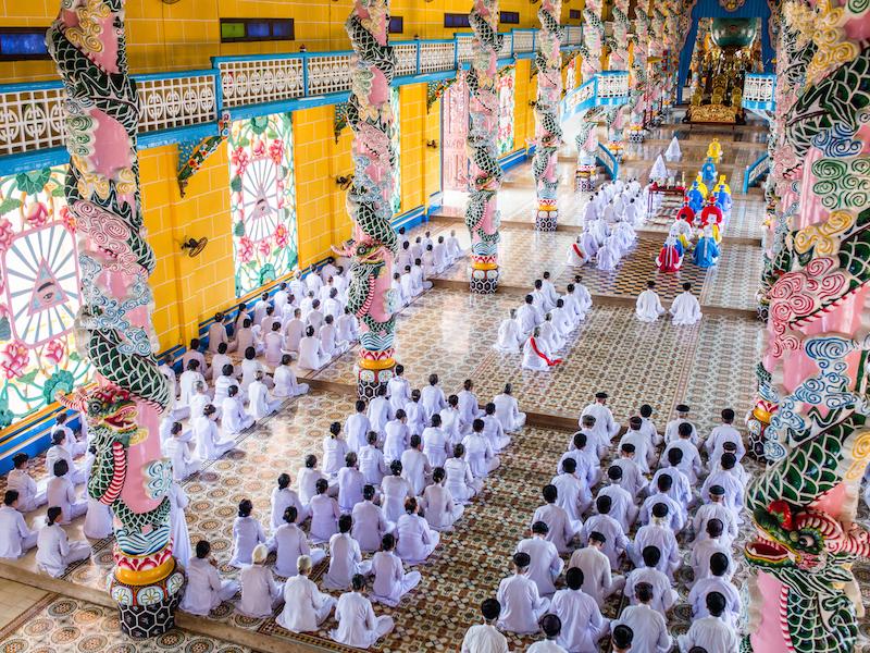 Cao Dai - Tay Ninh