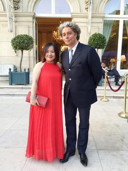 Executive-President-of-federation-Francaise-de-la-Couture-Stephane-Wargnier-OiVietNam