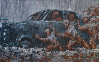 Pham-Huy-Thong-Flooding-Acrylic-on-canvas-100-x-200cm-2008-OiVietNam