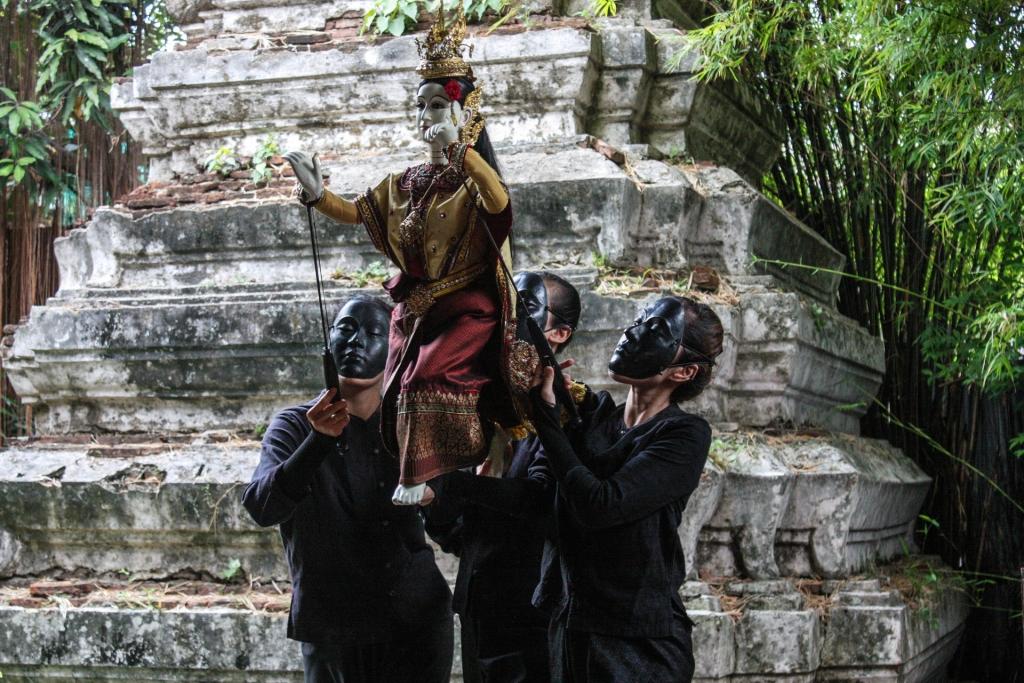 Baan Silapin - Thai Puppeteers 1 - James Pham-6