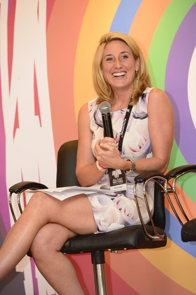 Melissa Pine - Image provided by WTA (OiVietNam_3N)