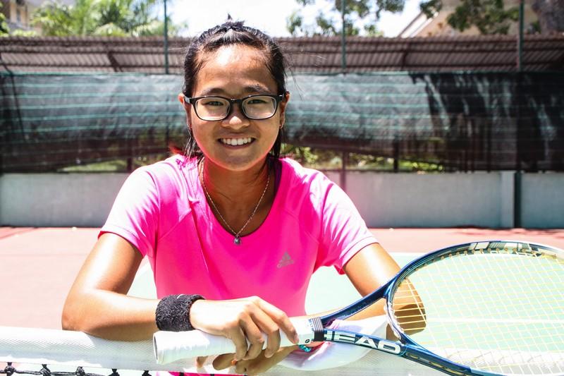 Nguyen Thu Phuong - WTA Qualifying Future Stars - Vietnam - Image by James Pham-5 (OiVietNam_3N)