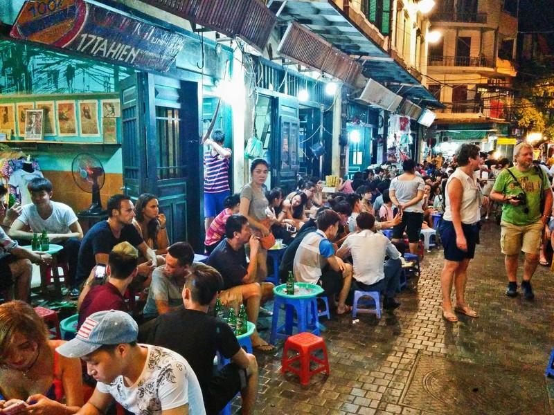 Hanoi Street Food (OiVietNam_3N)