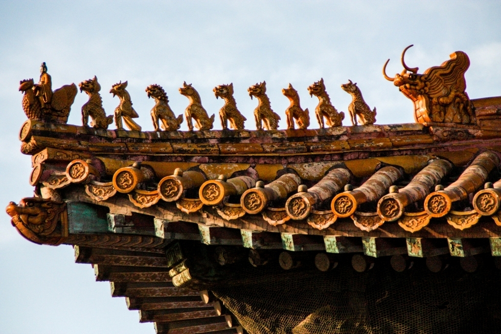 Beijing - Forbidden City - Image by James Pham-18