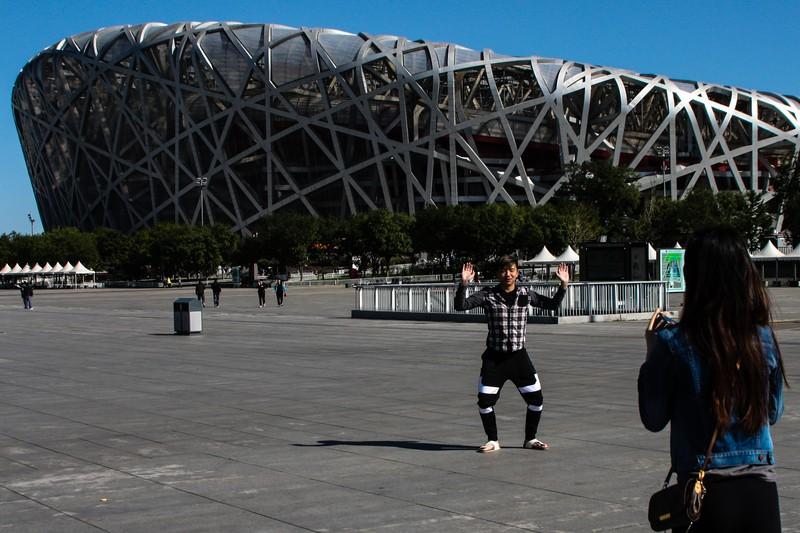 Bird's Nest Stadium at Olympic Park - Image by James Pham-2 (OiVietNam_3N)