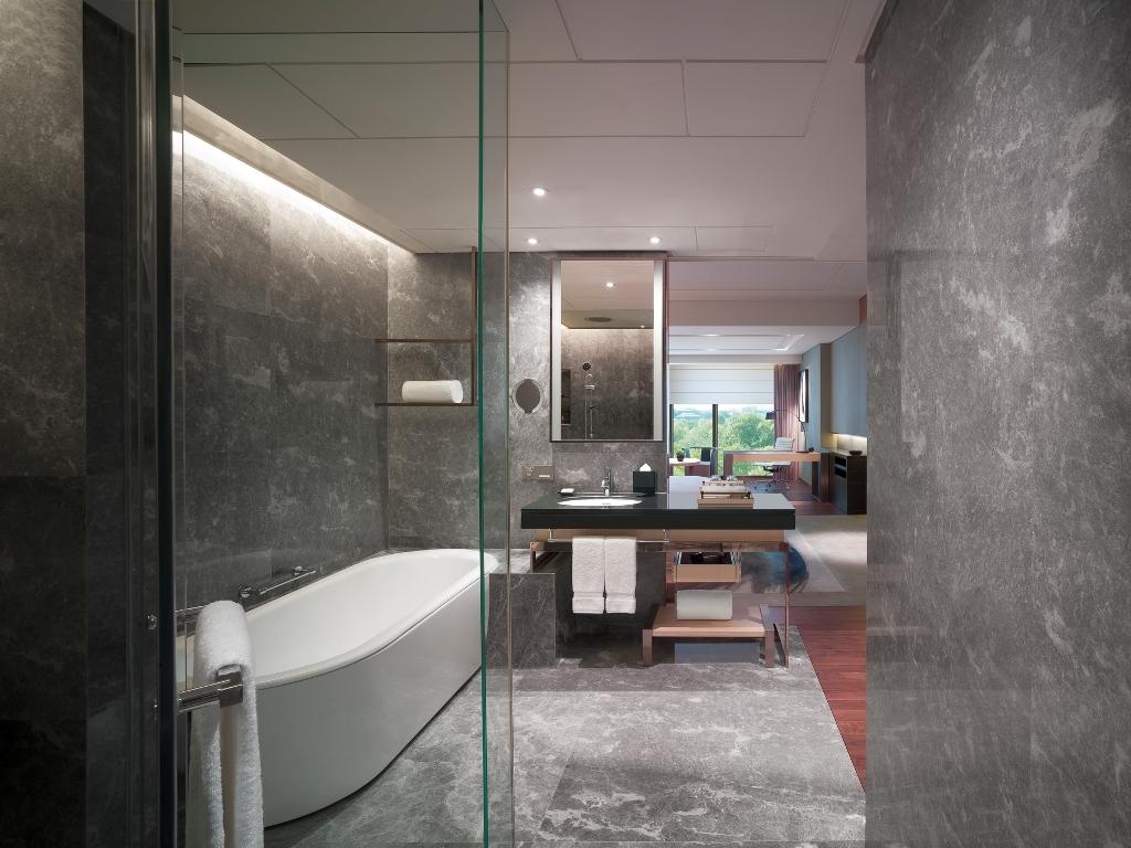 Deluxe Room Bathroom 豪华客房浴室
