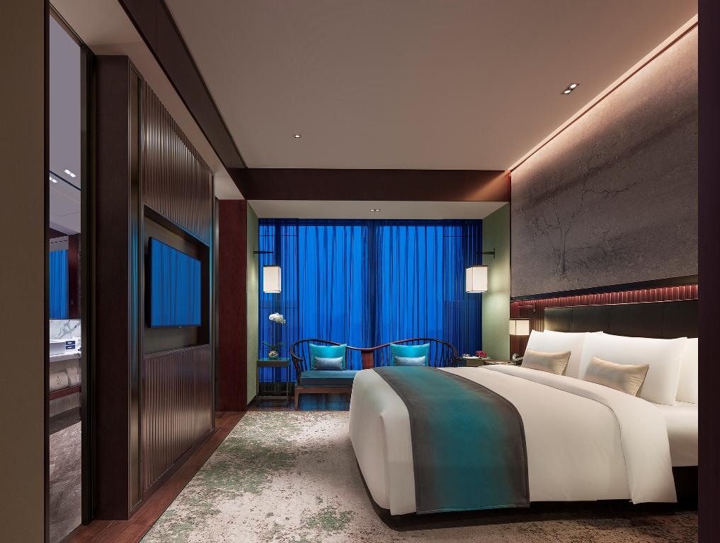 NUO Hotel Beijing - Deluxe King Room
