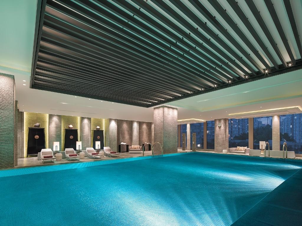 New World Beijing Hotel - Swimming Pool 游泳池