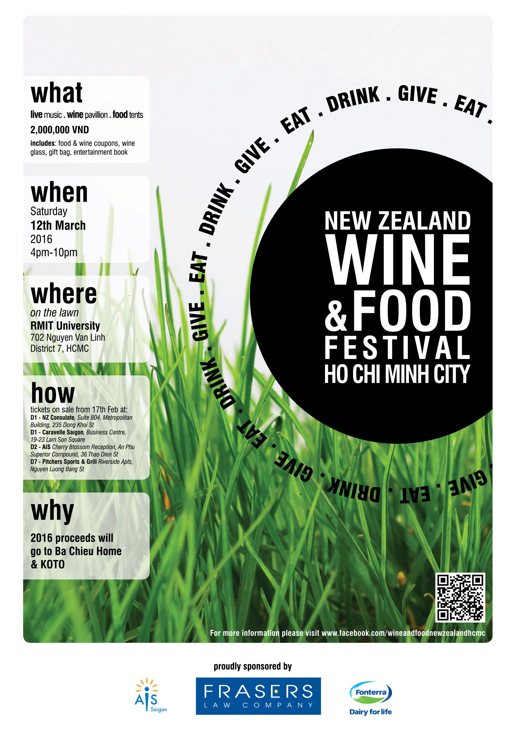 New Zealand Wine & Food Festival HCMC - Oi