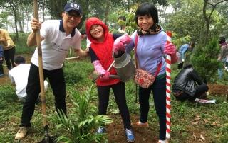 Tree planting Ba Vi Park - 19 Mar 2016 (3)