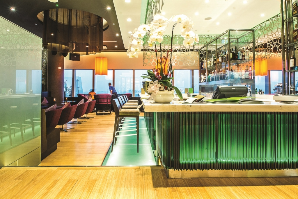 Bamboo Chic Le Meridien 5